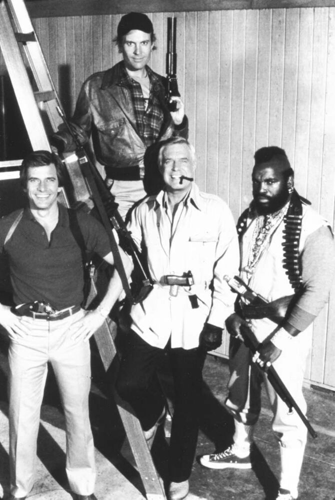 In the 1980s, the A-Team proved that diversity meant combining the virtues of cigars, jury-rigged flamethrowers and Mandinkan hairstyles. And not much more. That said, if you have a problem, if no one else can help, and if you can find them, maybe you can hire the A-Team.