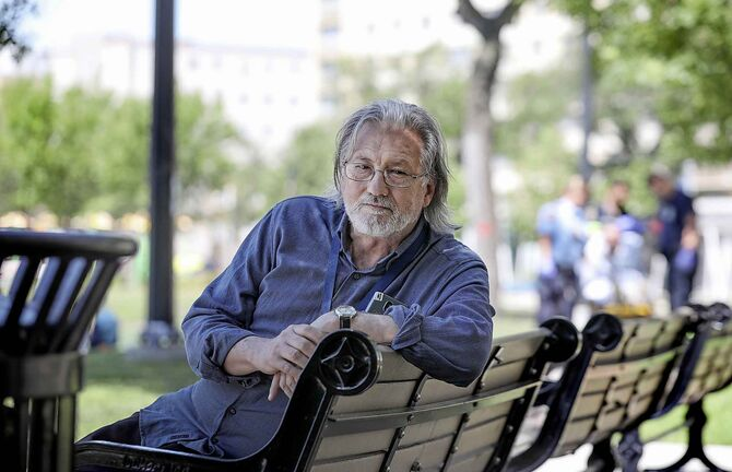"""RUTH BONNEVILLE /  WINNIPEG FREE PRESS</p><p>""""People are dying out there, and we're not doing our job to look after them. This is one way we could really be successful, said Al Wiebe,chairman of the Lived Experience Circle advisory committee.</p>"""