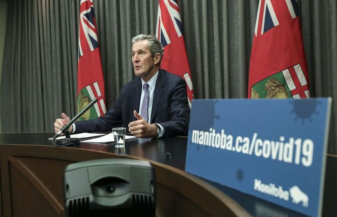 Manitoba is helping businesses hire students who want to get work experience and save money. Up to $120 million will be available for businesses and non-profit employers to access a $7-per-hour wage subsidy to a maximum of $5,000 per student. (Ruth Bonneville / WInnipeg Free Press)