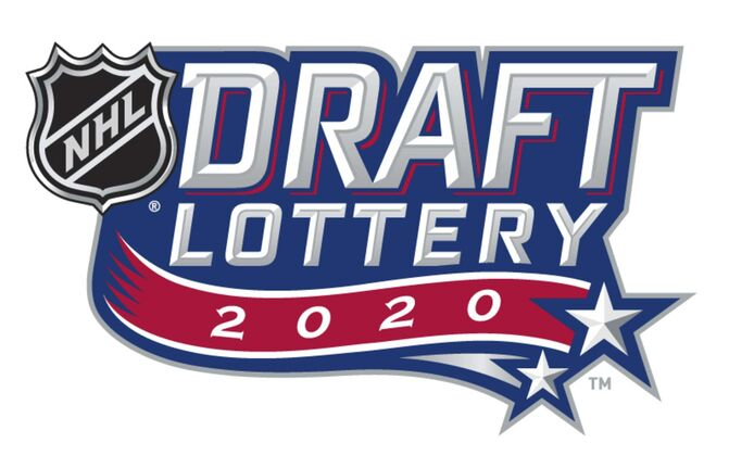 LOGO for the 2020 NHL draft.</p>