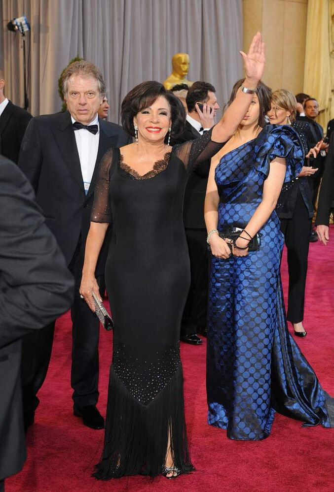 Shirley Bassey (Ian West / Tribune Media MCT)