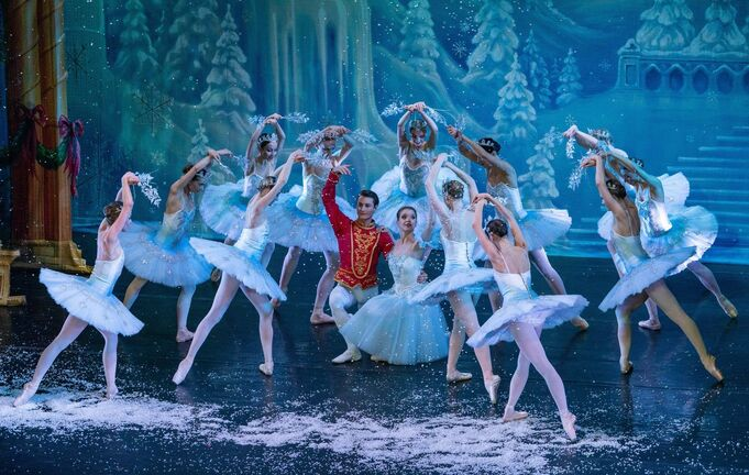supplied</p><p>The Moscow Ballet company brings the Great Russian Nutcracker to the Burton Cummings Theatre on Wednesday, Nov. 20.</p>