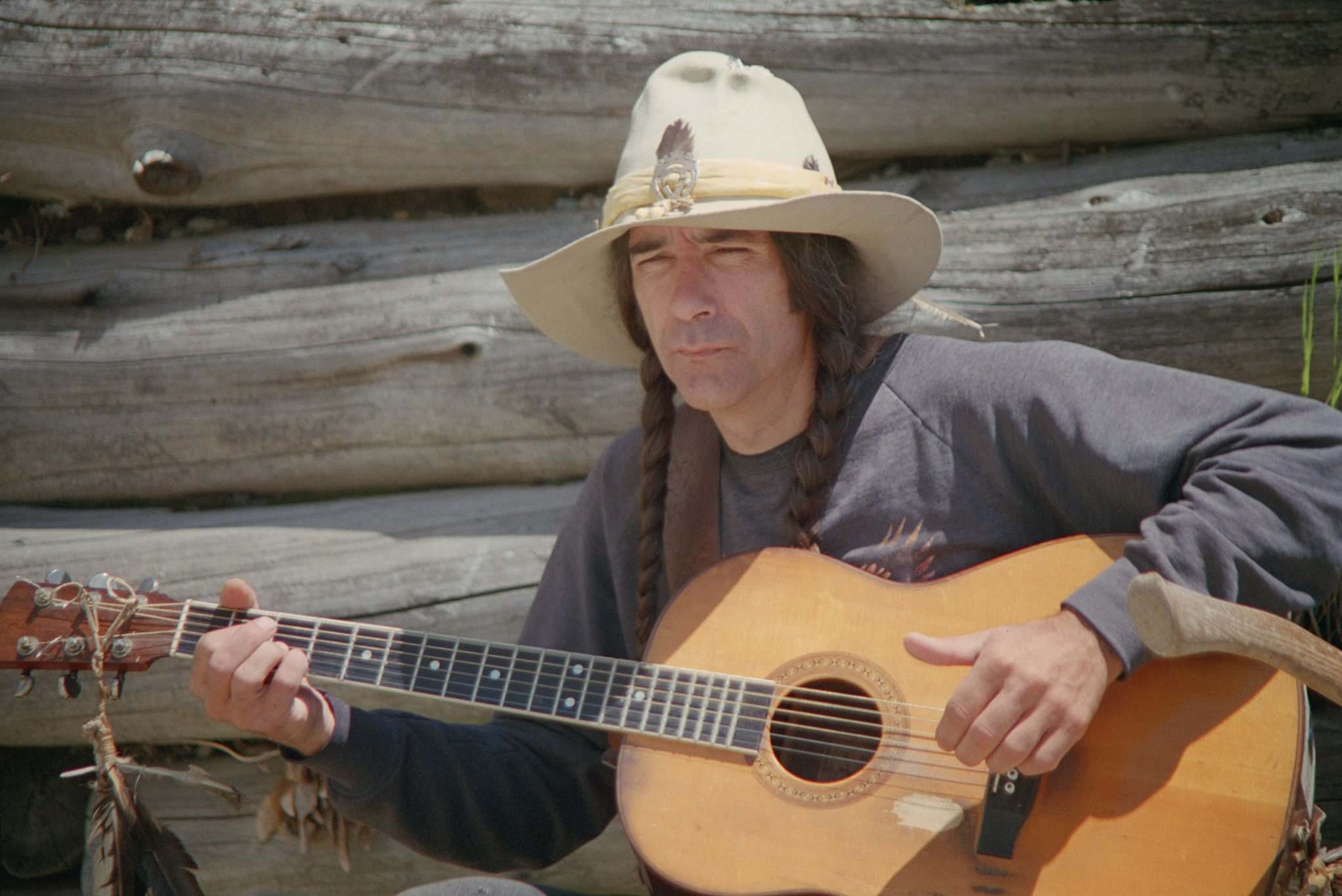 supplied</p><p>Eric Landry, whose music appears on the Grammy Award-nominated Native North America (Vol. 1), is scheduled to perform at the Winnipeg Folk Festival.</p>