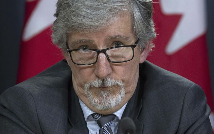 Canada's Privacy Commissioner Daniel Therrien wants to take Facebook to court for breaching numerous federal laws in the Cambridge Analytica scandal. (Adrian Wyld / The Canadian Press files)