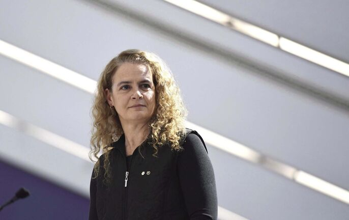 Gov. Gen Julie Payette has drawn criticism for scaling back her appearances, but is it such a bad thing for the Governor General to want a private life? (Justin Tang / The Canadian Press files)