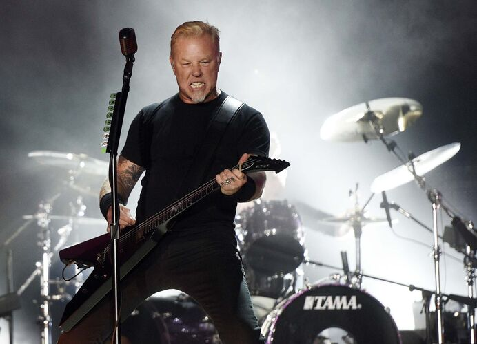 Chris Pizzello / The Associated Press</p><p>It&rsquo;ll be the first time in Winnipeg for almost a decade for James Hetfield and Metallica.</p>