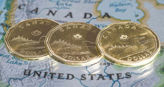 Canada's major banks are forecasting the loonie to continue on its downward path.