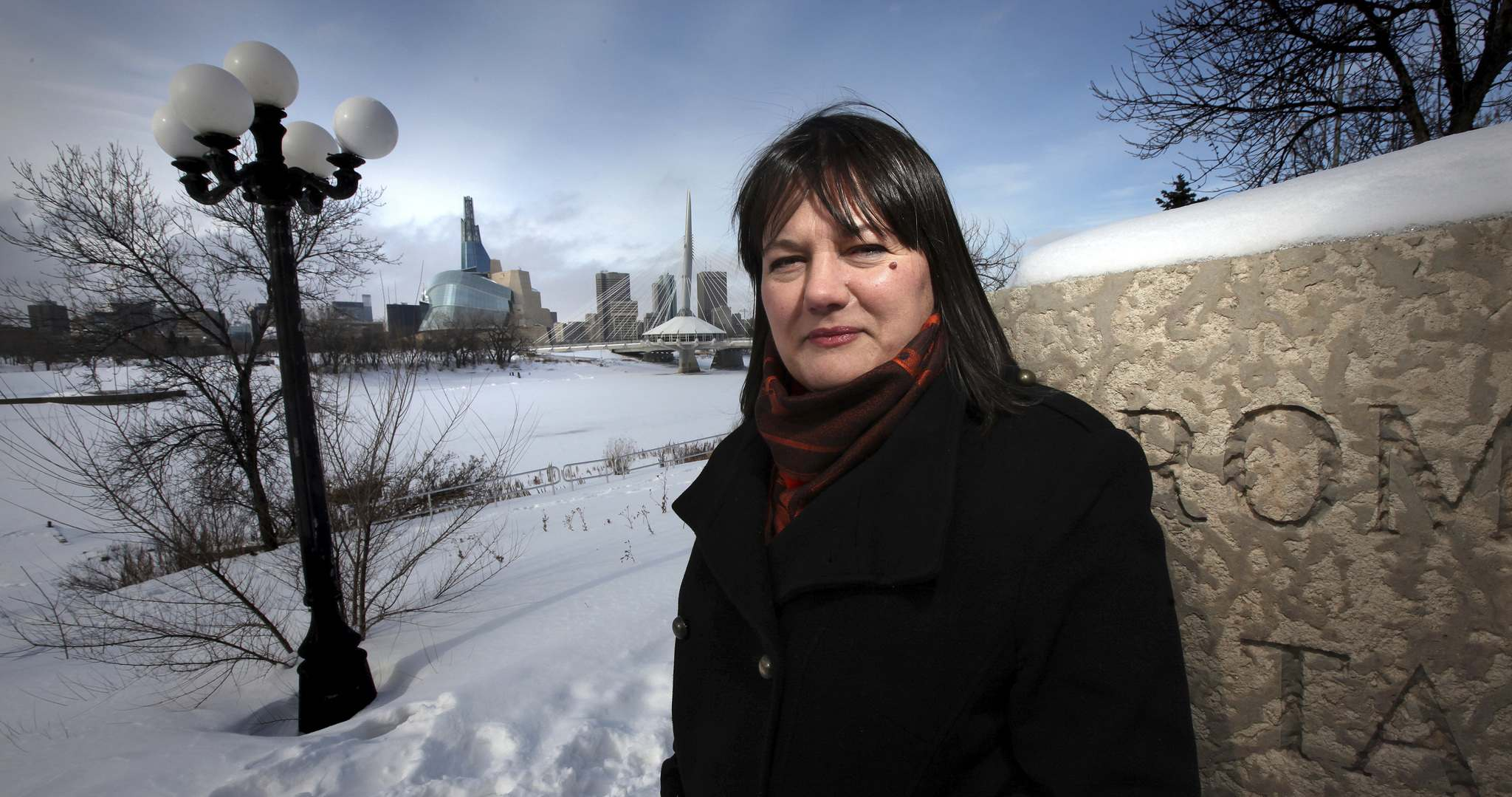 </p><p>PHIL HOSSACK / WINNIPEG FREE PRESS FILES</p><p>Jackie Shymanski </p>