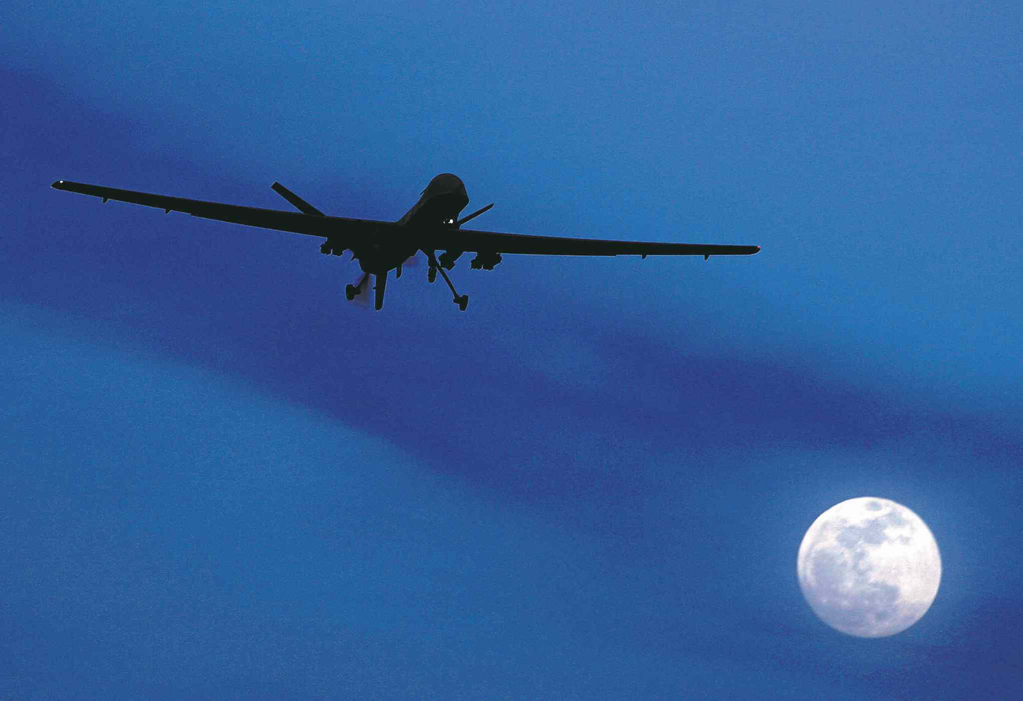 In reducing casualties on both sides of battle, William M. Arkin argues drones distract politicians from the root causes of conflict.