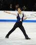 Champion figure skater loves pre-Olympic push from Canadian fans