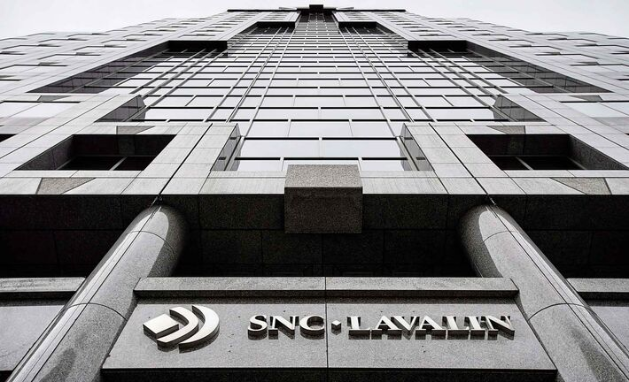 The headquarters of SNC-Lavalin is seen in Montreal on November 6, 2014. The federal director of public prosecutions is asking a court to toss out a plea from SNC-Lavalin to spare the company from criminal proceedings. The director's court filing is the latest twist in a dispute at the heart of high-profile allegations the Prime Minister's Office leaned on former attorney general Jody Wilson-Raybould to intervene on the engineering firm's behalf. SNC-Lavalin faces legal trouble over allegations it paid millions of dollars in bribes to obtain government business in Libya, which would be a crime under Canadian law. THE CANADIAN PRESS/Paul Chiasson