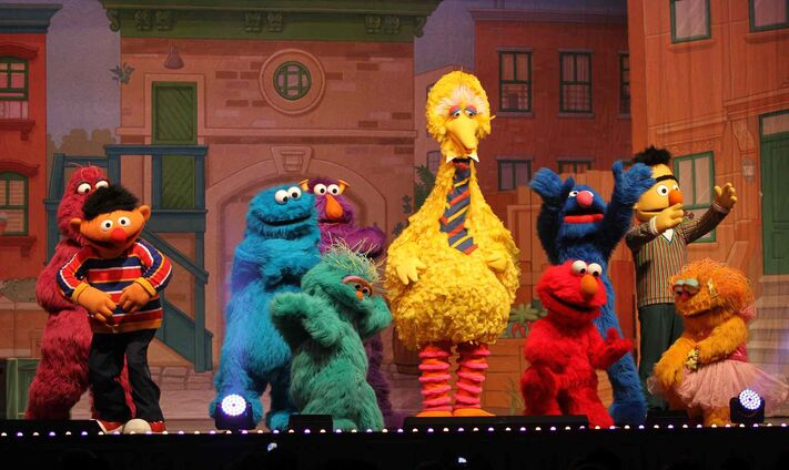 Sesame Street Live will come to Winnipeg at the end of December.
