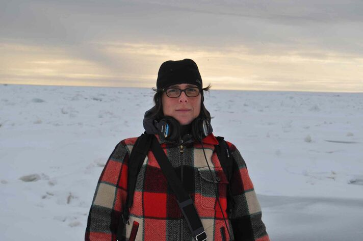 Christine Fellows mined a full-length album and book of poetry from her experience in Canada's north.