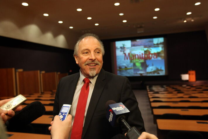 Ron Lemieux said he is confident Ottawa could axe the airport fees as early as three years from now.