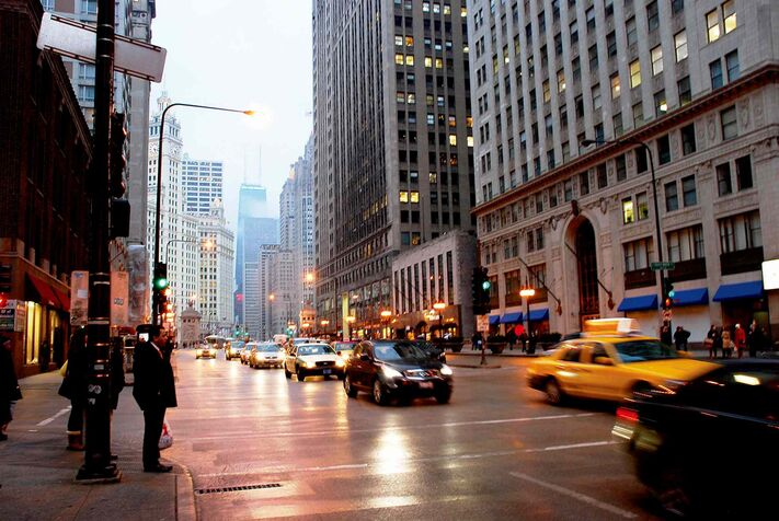 Chicago is a fascinating city with accommodation options for most budgets.
