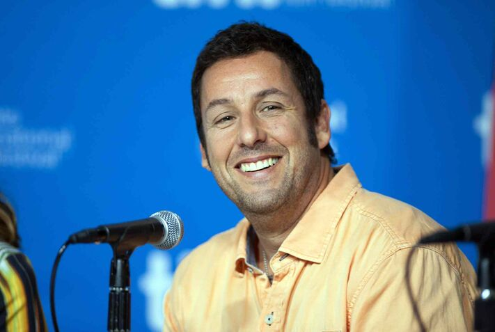 Adam Sandler faces criticism after a group of American Indian actors  walked off the set of his movie, The Ridiculous Six, following complaints over stereotypes and offensive names.