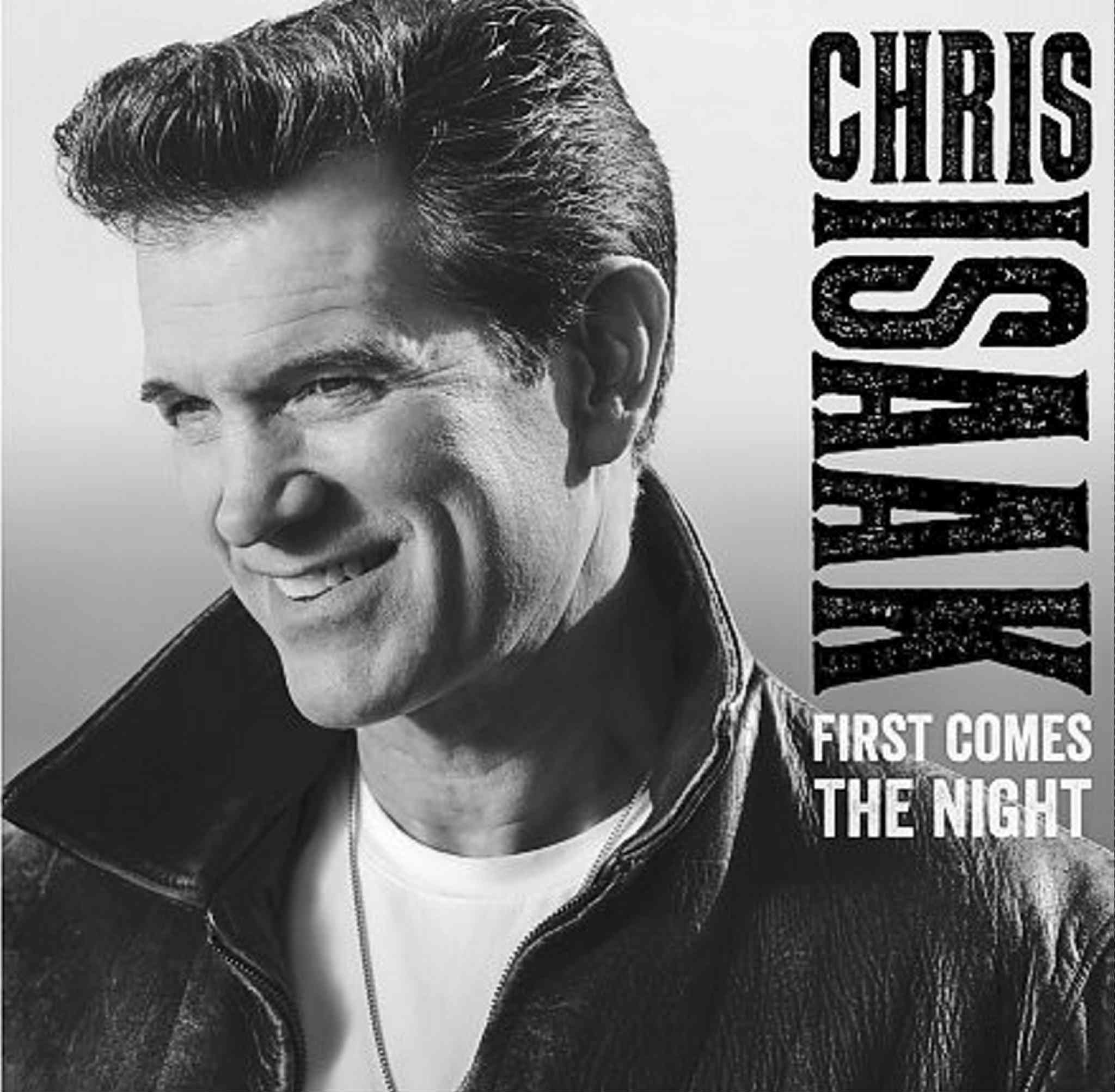 Chris IsaakFirst Comes the Night