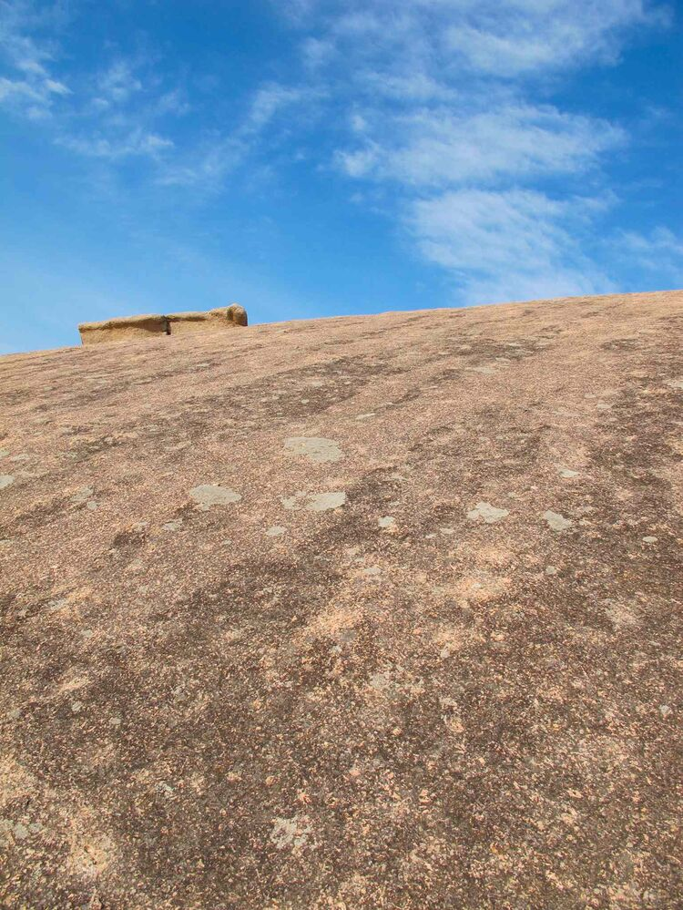 Enchanted Rock (Jill Wilson / Winnipeg Free Press)
