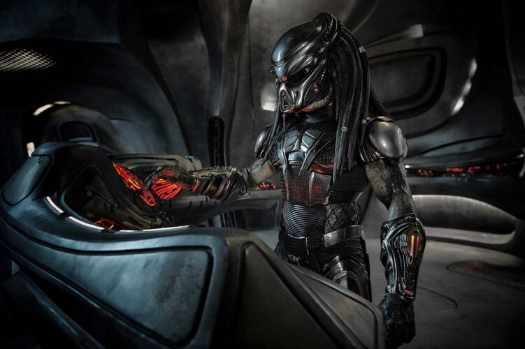 Kimberley French / Twentieth Century Fox</p><p>The Predator returns to Earth and preys on a new generation of earthlings in a new film reboot.</p></p>