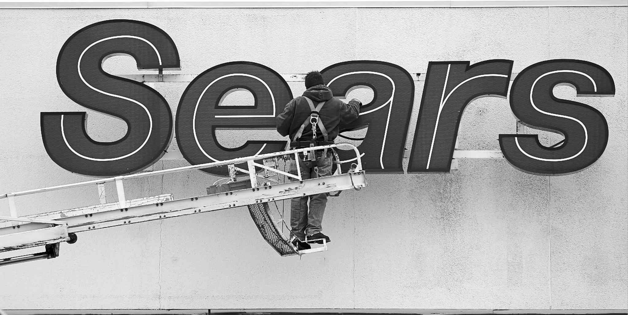 Sears Home Not So Sweet For Retail Giant Winnipeg Free Press # Meuble Tv Sears