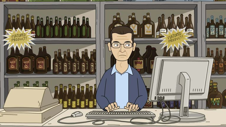 The Comedy Network.</p><p>Wes Humboldt was a Corner Gas character portrayed by Winnipeg&rsquo;s Mike O&rsquo;Brien, who died in 2015. Corner Gas Animated pays tribute to O&rsquo;Brien with an episode coming out Monday.</p></p>