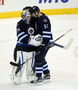 Jets play some sloppy hockey, but escape with 2 points