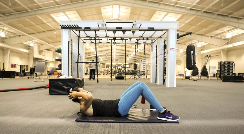 A recent survey found more than half of gyms are at or under 25 per cent of pre-COVID-19 capacity.