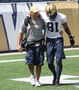 Bombers holding meeting after Watson injured at practice
