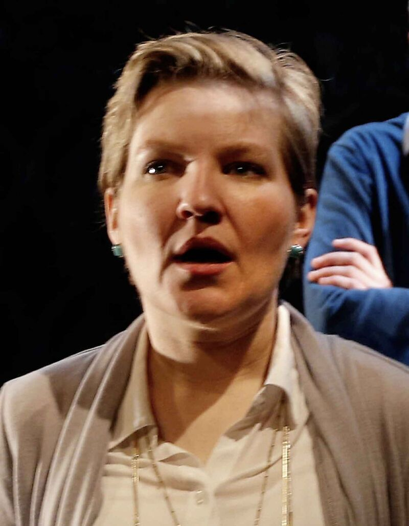 """""""It's very easy to get obsessed with the play at the expense of your real life,"""" Sarah Constible said."""