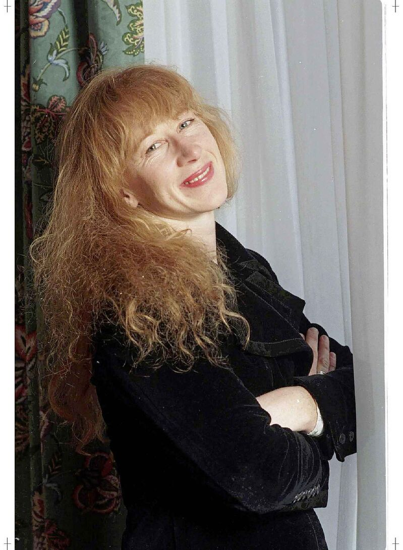 Loreena McKennit (The Canadian Press files)