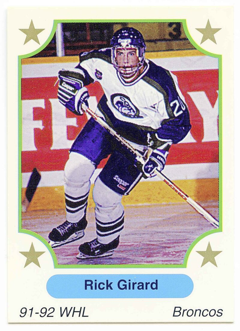 Team captain Rick Girard tried to push the players' case to oust James but was stonewalled by team and league executives.