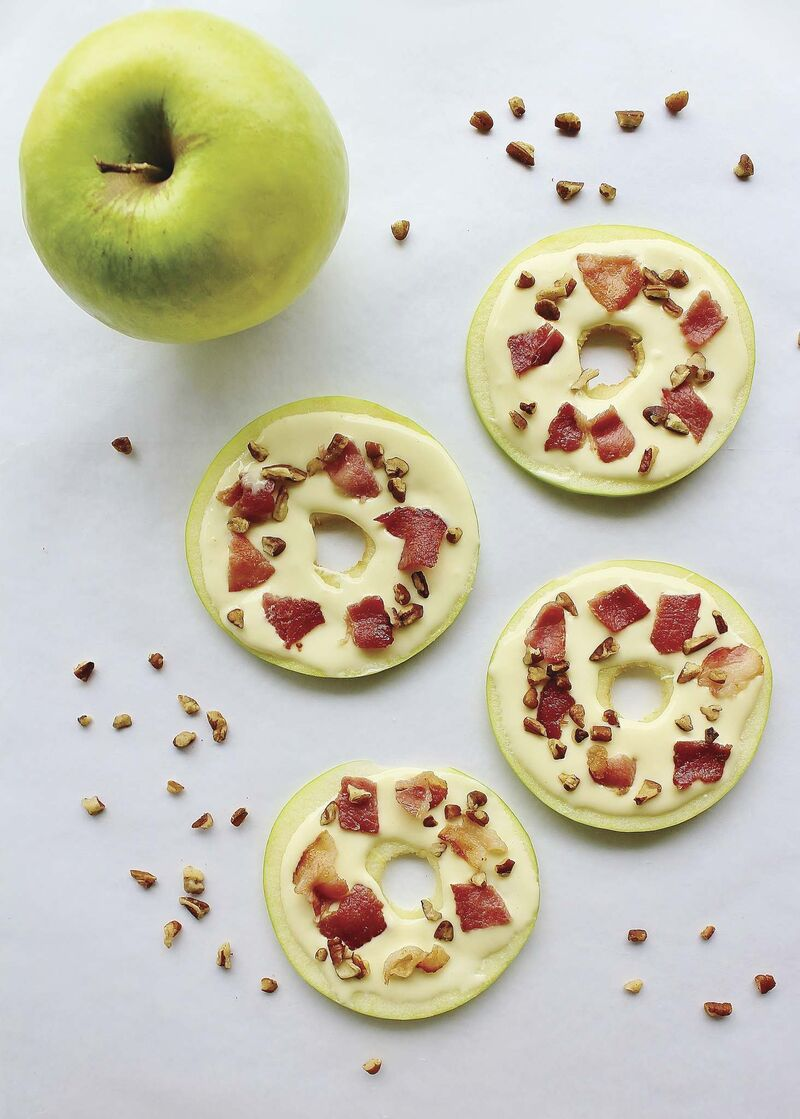 Apple Life Bites (Alison Walsh photo)</p>