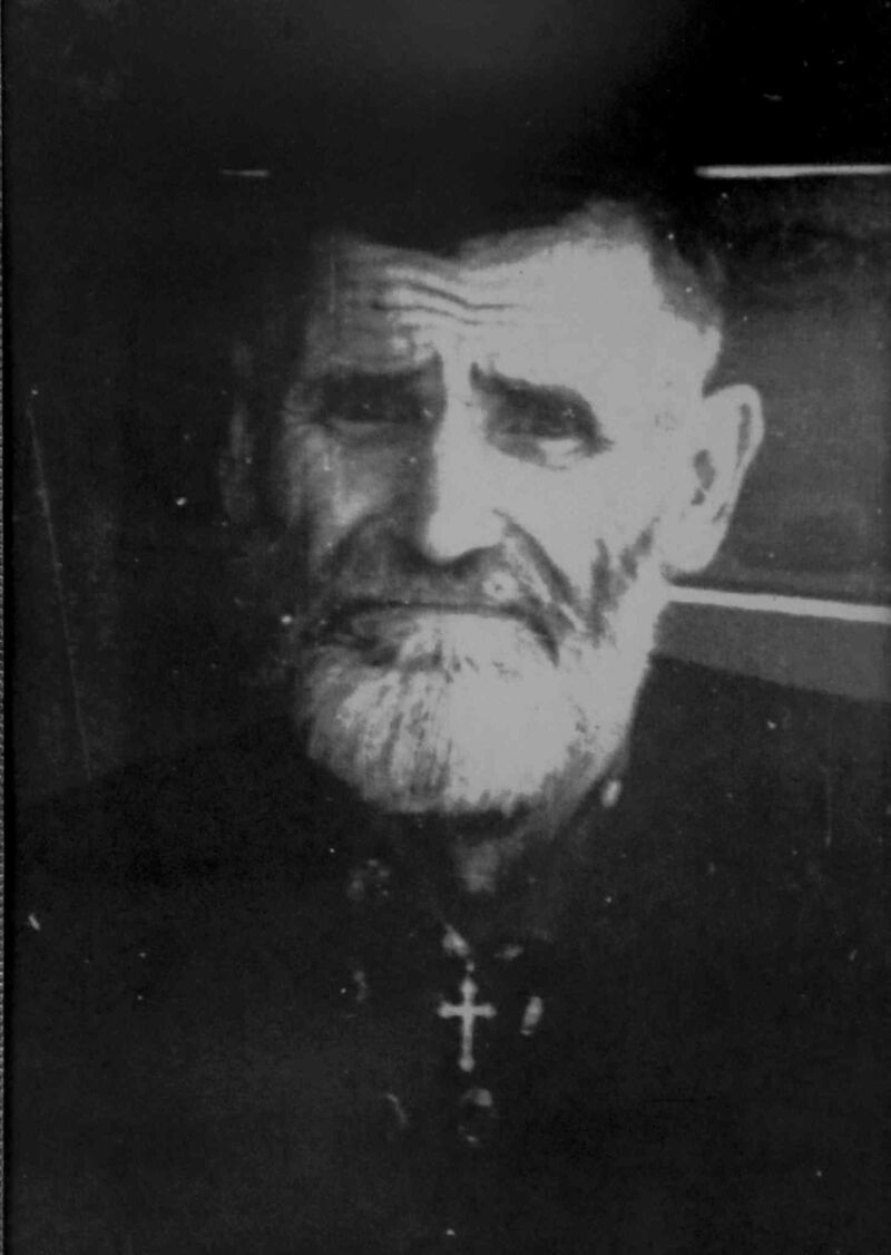 A photograph of Andrij Sulyma, the father of Holodomor survivor Sonia Kushliak.   (Family photo)