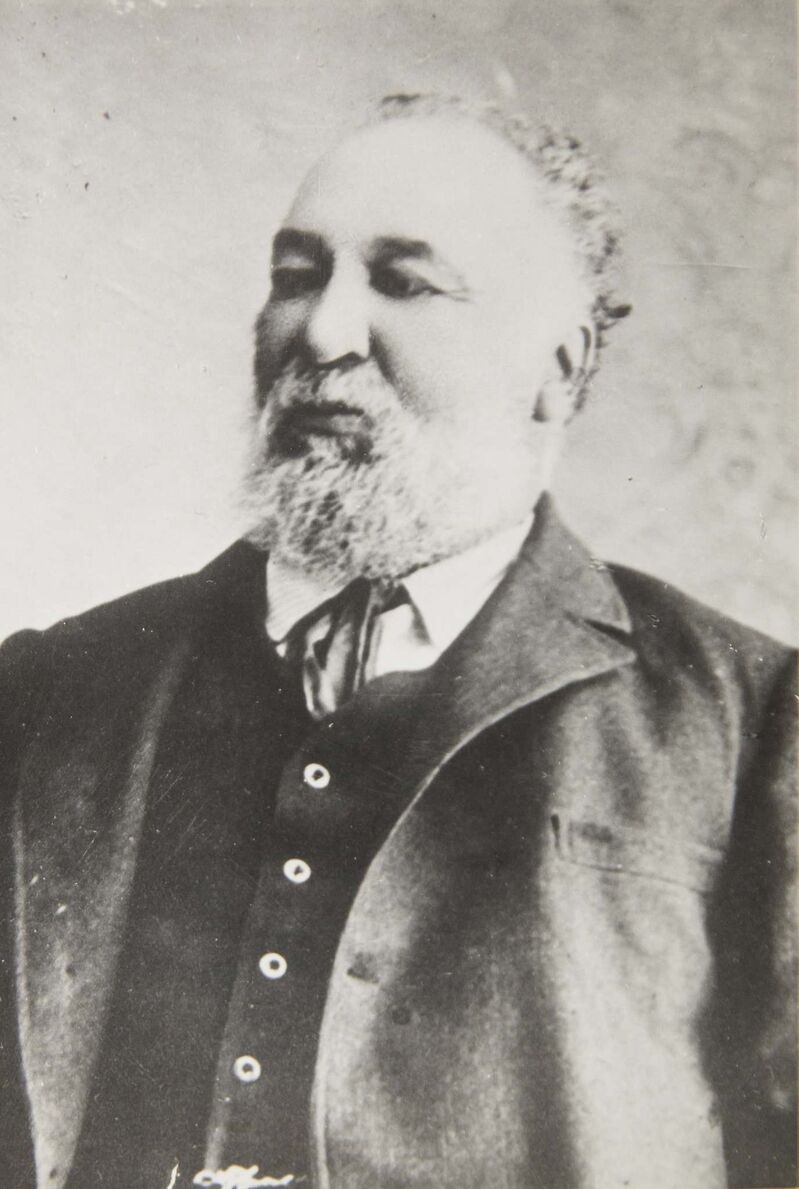 Charles Nolin, 1874 (Archives of Manitoba)
