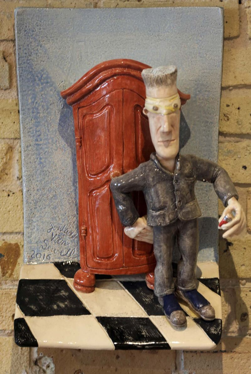 <p>Lazarus was inspired by David Bowie's death.</p>