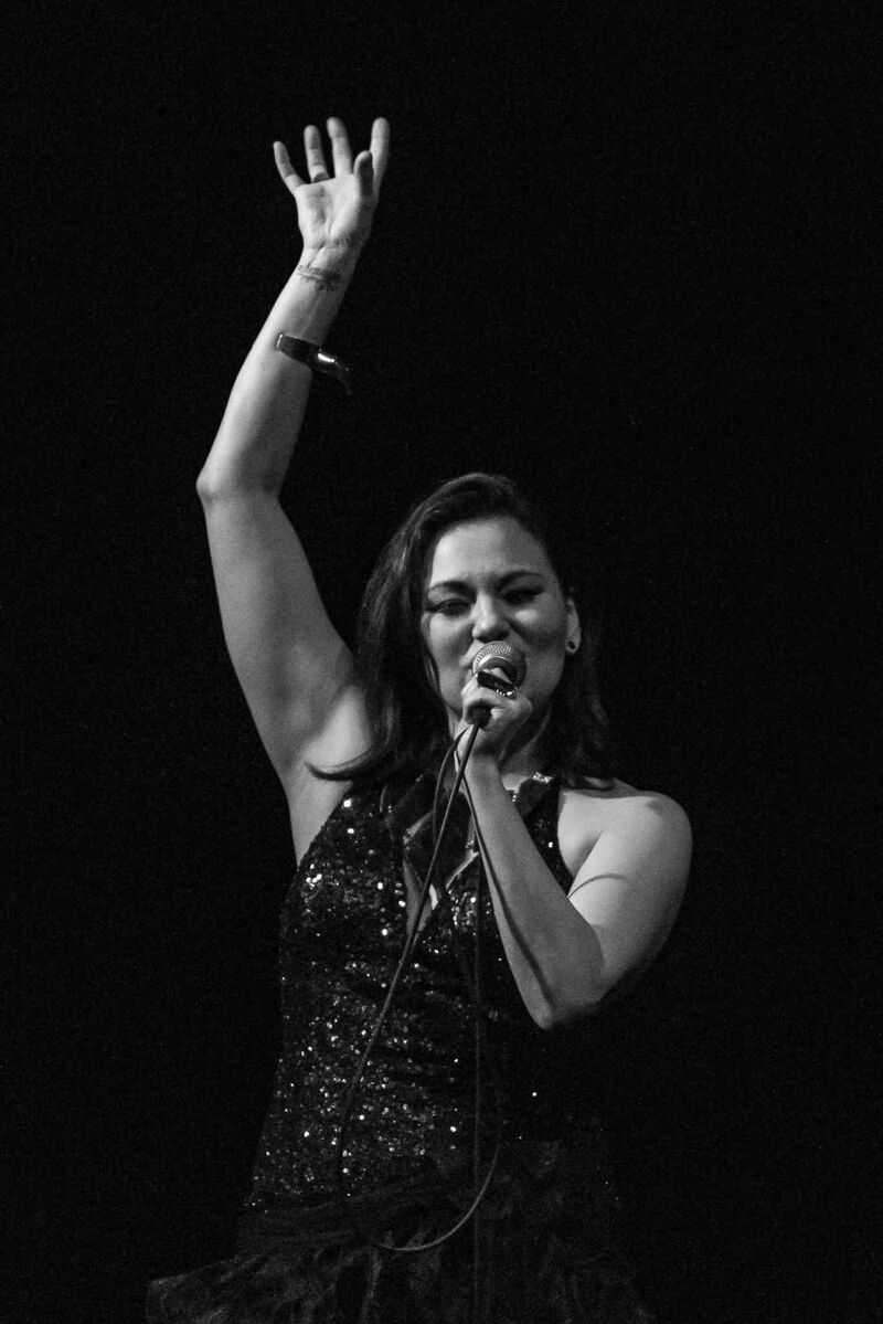 Many described Tanya Tagaq's 2017 show as transformative. (Matt Duboff photo)