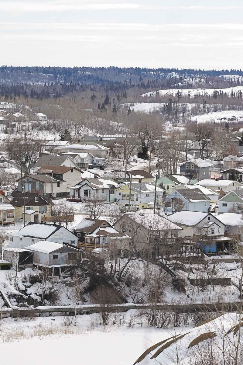 Within hours, rumours spread through Flin Flon, speculating where the person went, who they might have infected and publicly shaming them. (Ruth Bonneville / Winnipeg Free Press files)</p></p>