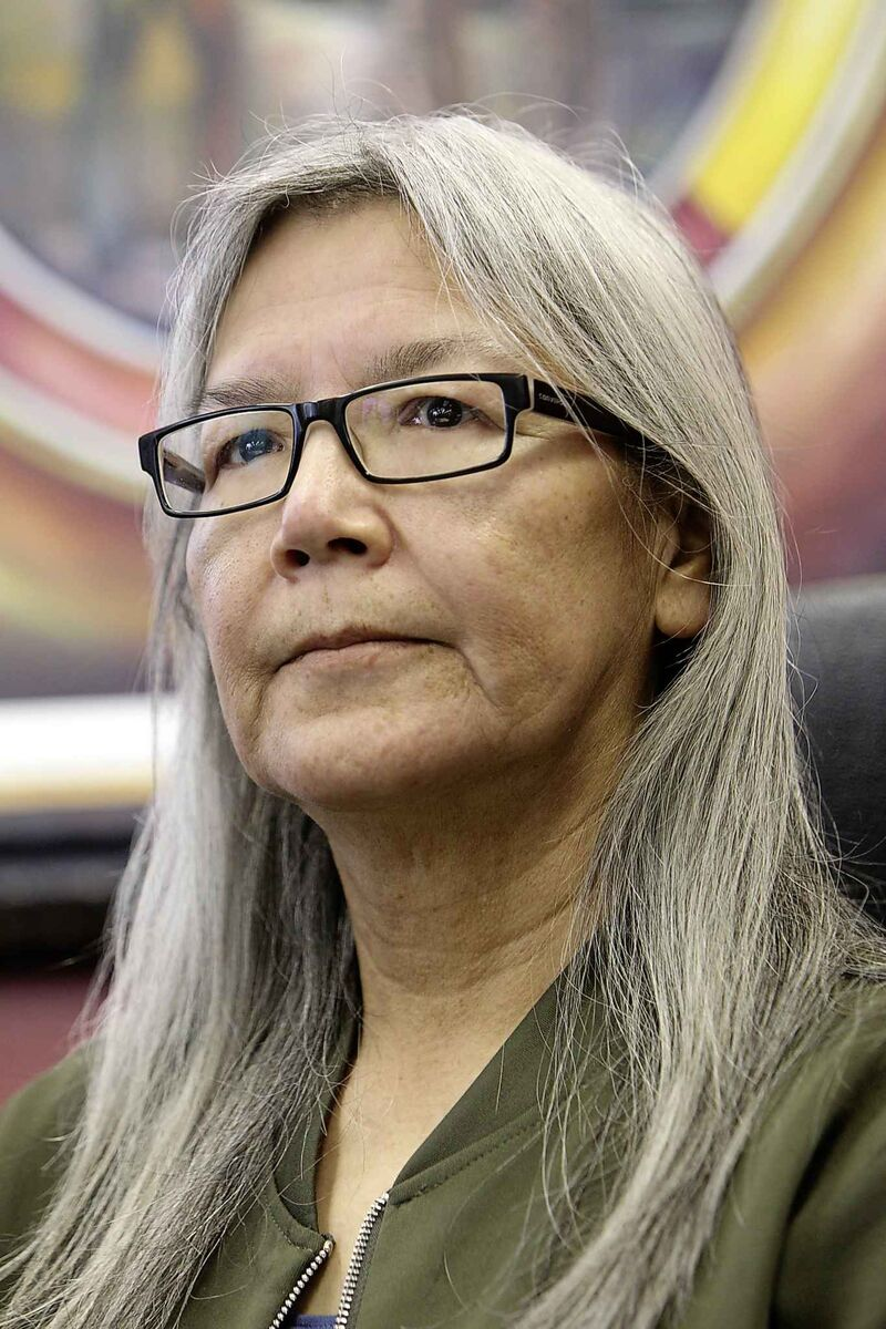 War Lake First Nation Chief Betsy Kennedy