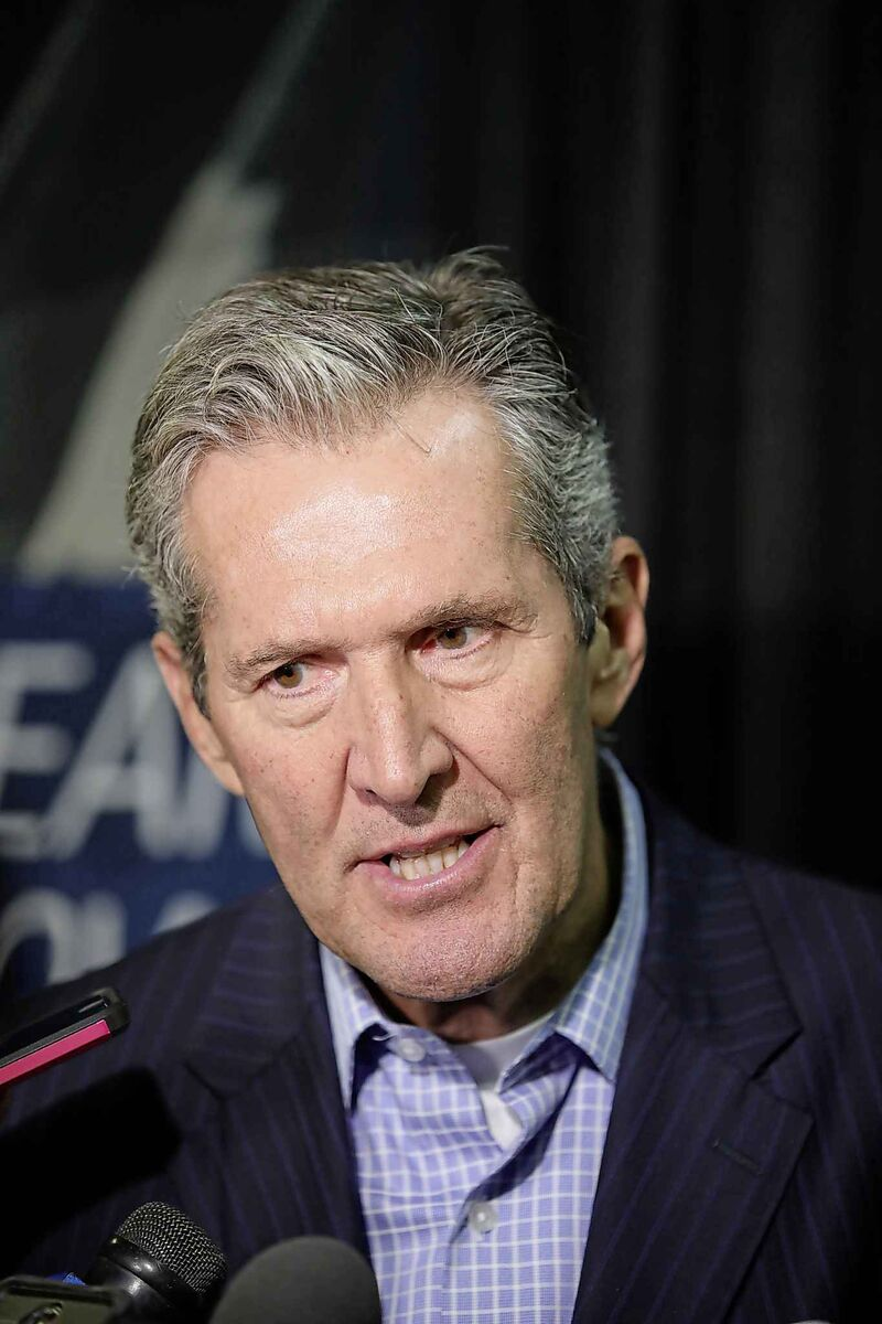 Manitoba Premier Brian Pallister says a lower deficit and improved government services are proof the money for consultants was well-spent.
