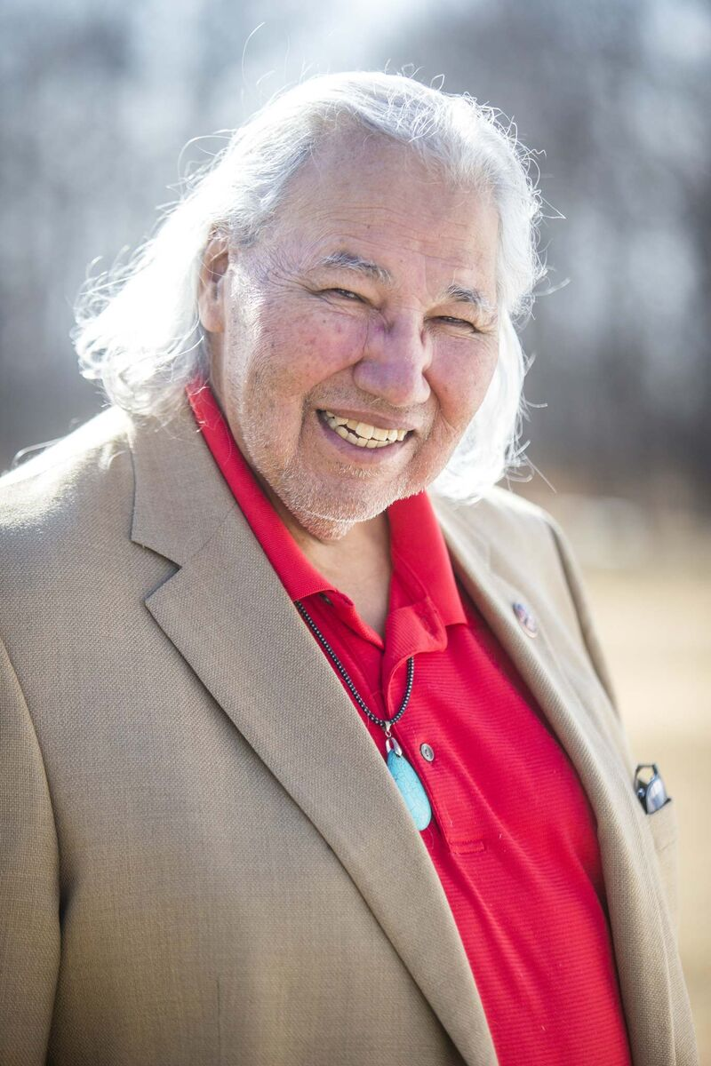MIKAELA MACKENZIE / WINNIPEG FREE PRESS FILES</p><p>Murray Sinclair served as chairman of the Truth and Reconciliation Commission that examined the genocidal legacy of Canada's Indian Residdential School system.</p>