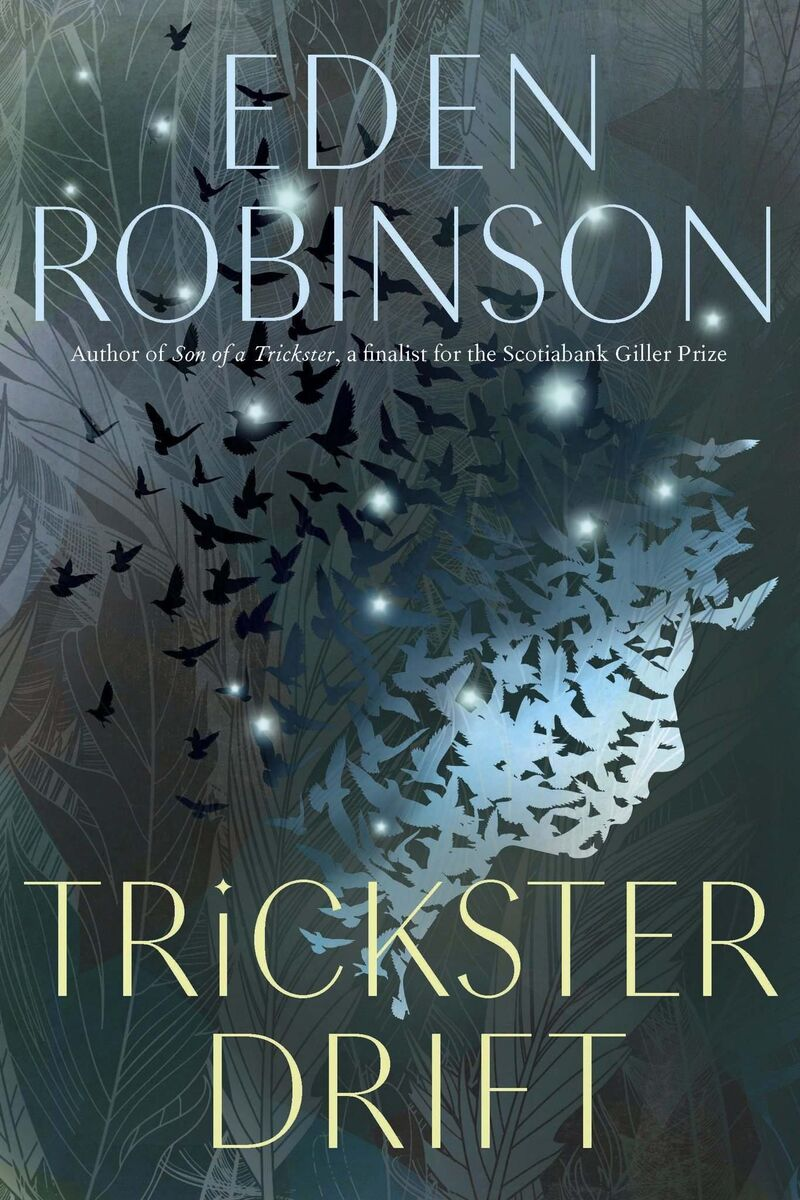 The Trickster trilogy follows a troubled teenaged protagonist with mystical powers dealing with all manner of monstrous problems.