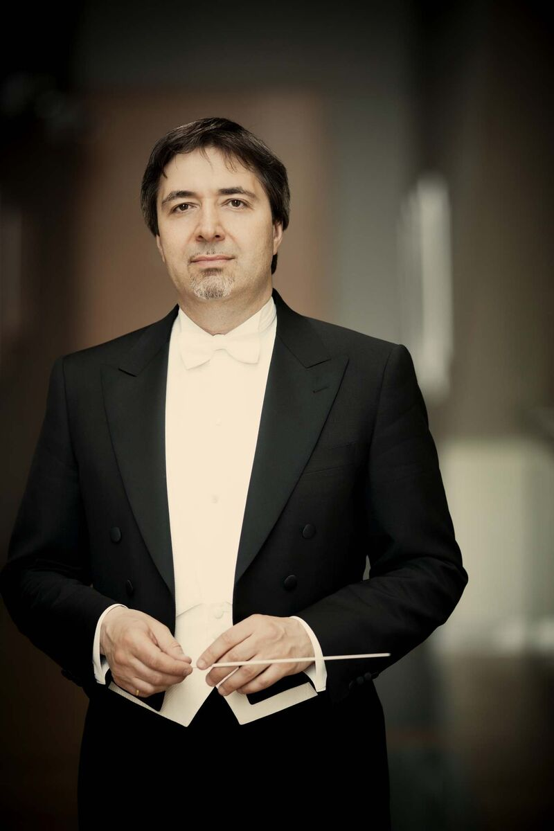 This year's New Music Festival is the first for Winnipeg Symphony Orchestra maestro and festival director Daniel Raiskin. (Marco Borggreve)
