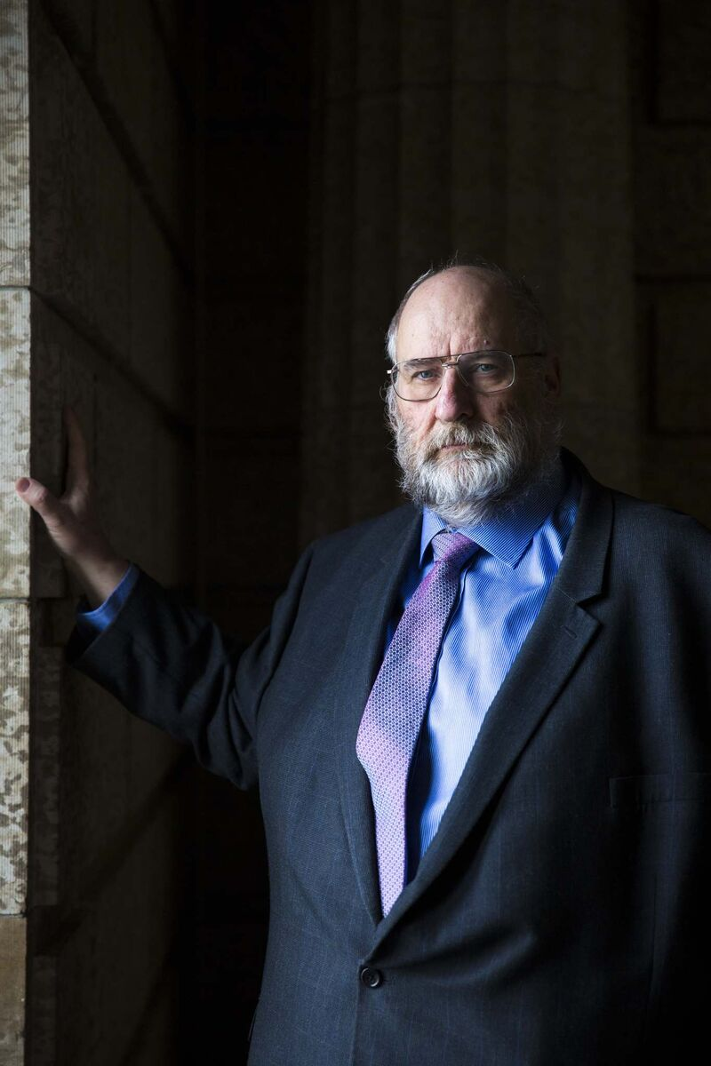 Former Thompson Crown attorney David Gray says a proposed solution to the bail problem was ignored. (Mikaela MacKenzie / Winnipeg Free Press)