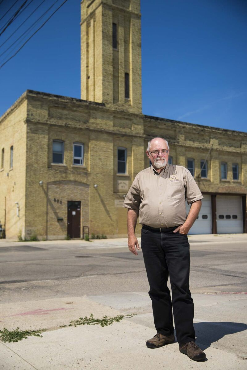 "Manitoba Historical Society president Gordon Goldsborough says the commemorative list is ""just a promotional list."" (Mikaela MacKenzie / Winnipeg Free Press)"