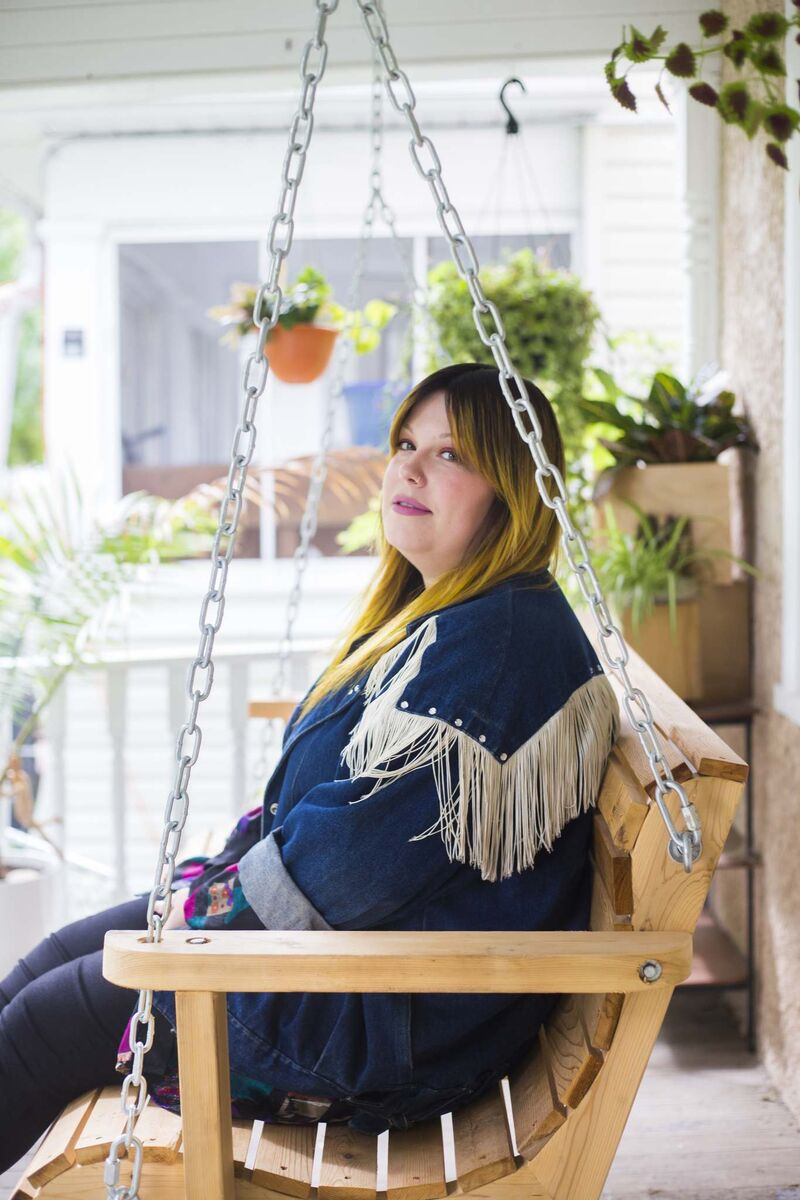 MIKAELA MACKENZIE / WINNIPEG FREE PRESS</p><p>Dirks: 'Music has such a power for me, and just to understand that I can be a part of that conversation is all that I would ever want.'</p>