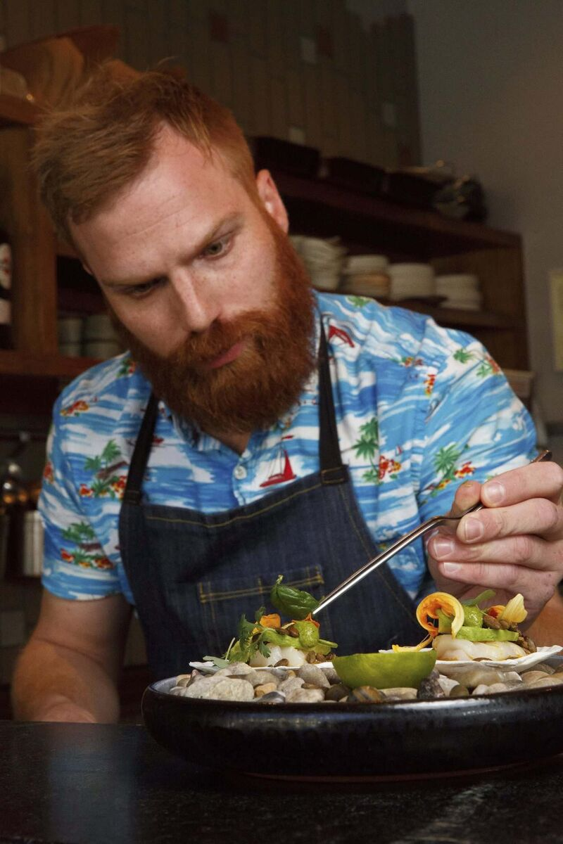 Close Company has been an opportunity for Pajak to slow down and focus on quality over quantity. (Mike Deal / Winnipeg Free Press)