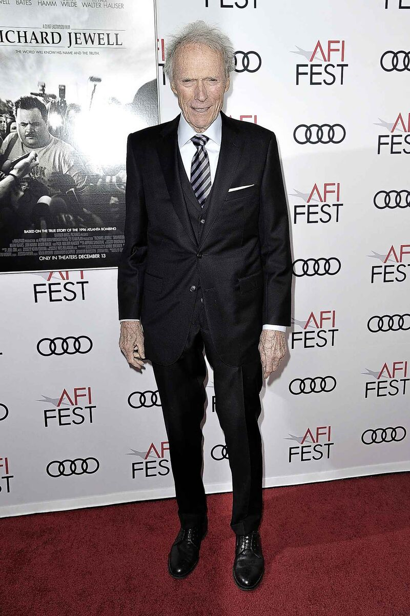The Atlanta Journal-Constitution, through its legal team, sent a letter to Clint Eastwood demanding a disclaimer be added to the movie. (Richard Shotwell / Invision files)