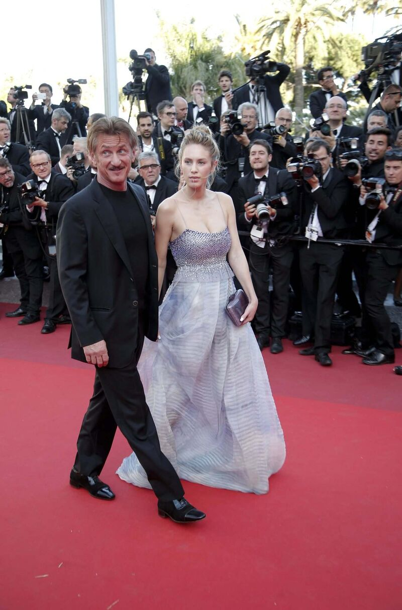 Thibault Camus / The Associated Press files</p><p>Sean Penn (left) and his daughter, Dylan Penn, will finally make Flag Day. The film will be based on Jennifer Vogel's memoir about her father.</p></p>