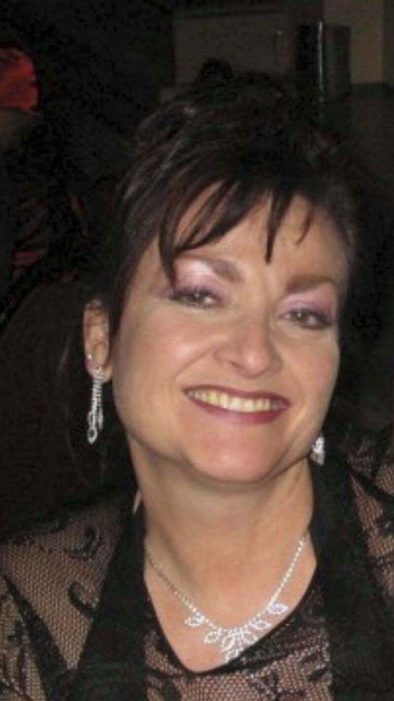 Judy Kenny, 54, was found dead April 10, 2017 in the kitchen of her Camden Place home. (Facebook)</p>