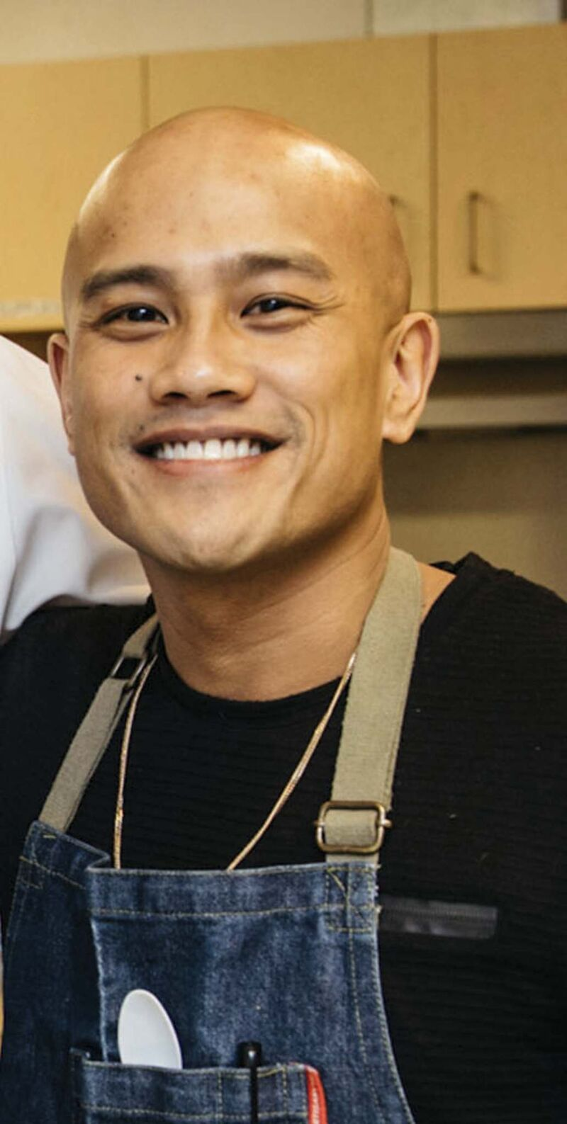 Chef Jeremy Senaris is seeking $75,000 for breach of contract. (Red Photo Co. files)